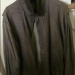 silverado Jackets & Coats - men's suede jacket SzM